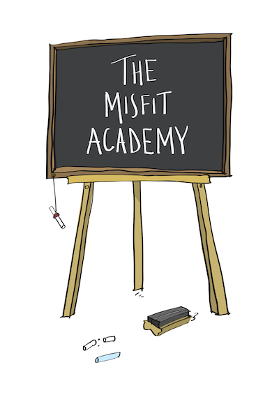 Misfit Economy Academy in writing